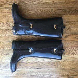 Ralph Lauren Shoes - Ralph Lauren Odette Rain Boot Brown